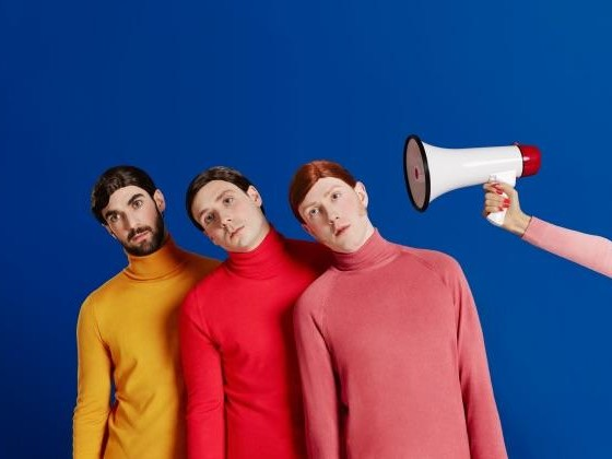 Video for Two Door Cinema Club's Once premiered ahead of UK arena tour