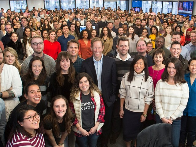 APPLY NOW: Insider Inc. is hiring an entertainment reporter, visual features reporters, a billionaires reporter, and more