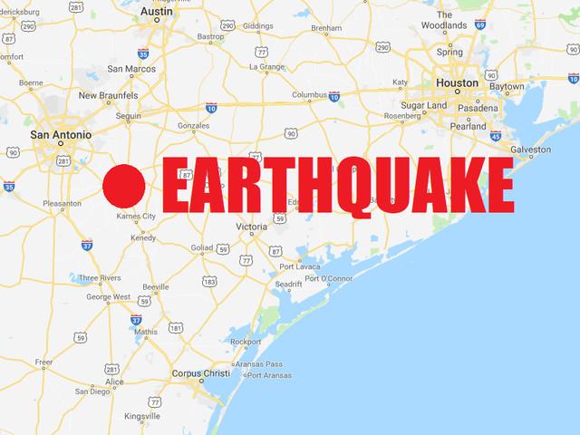 3.6-magnitude earthquake hits Eagle Ford town southeast of San Antonio