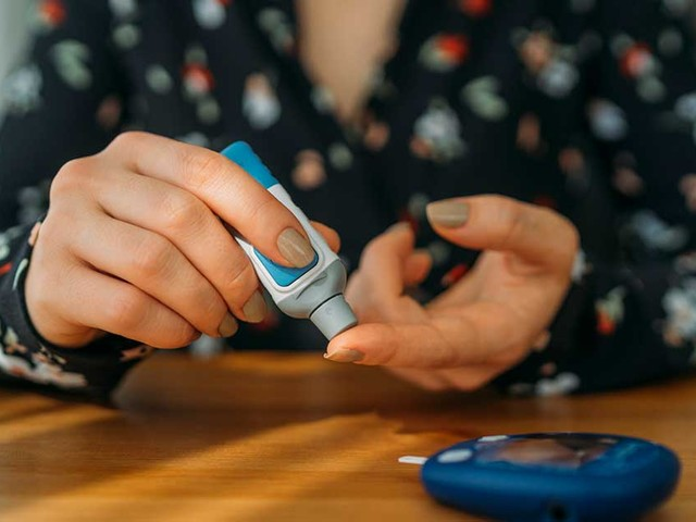 Diabetes Can Increase Complications of COVID-19