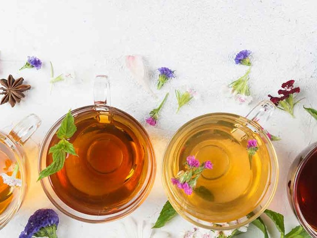 Tea Drinkers Shown To Be More Healthy