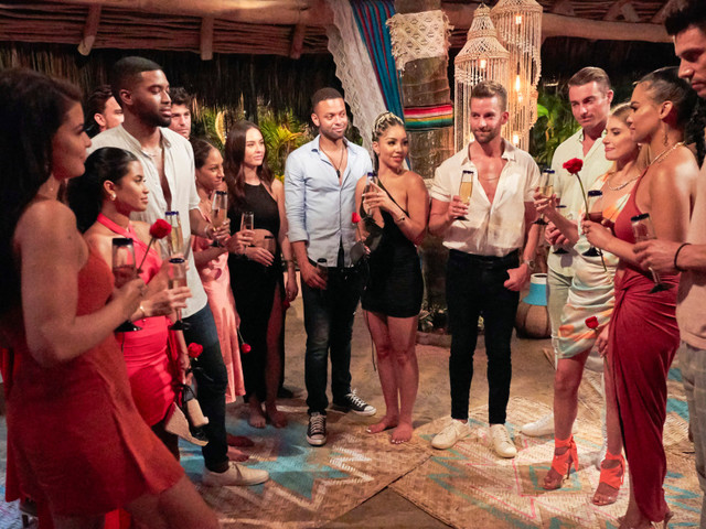 'Bachelor in Paradise' Recap: Thomas Jacobs, Riley Christian and Lance Bass Shake Up the Beach