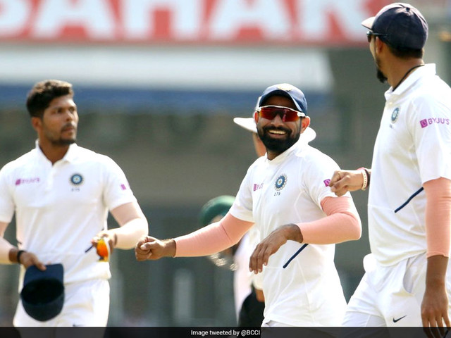 Need To Ask Shami For Few Tips, Says Ishant Ahead Of Pink-Ball Test