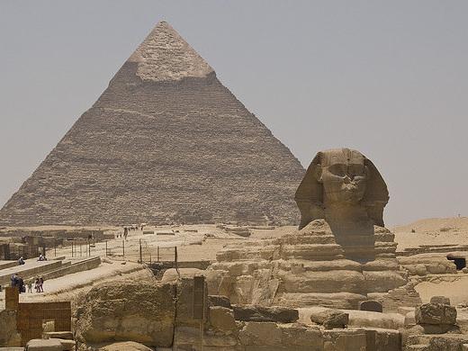 Air Canada: Boston – Cairo, Egypt. $609. Roundtrip, including all Taxes