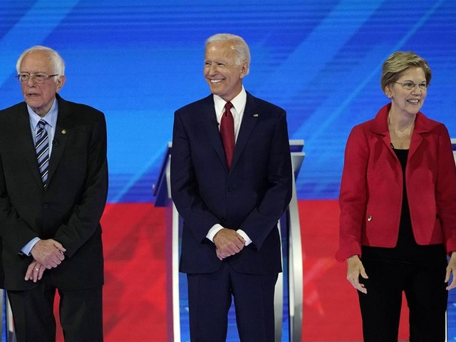 Ahead of 4th Debate, 2 Non-Candidates in Headlines