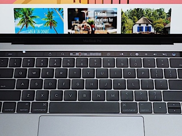 MacBook Pro document confirms 'anti-debris' keyboard redesign
