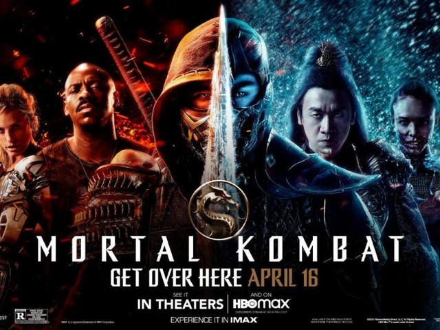 Cakes Takes on Mortal Kombat (2021) (Movie Review)