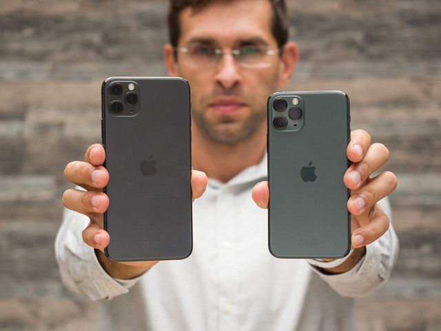 The iPhone 11's performing so well it's almost beating Apple's expectations