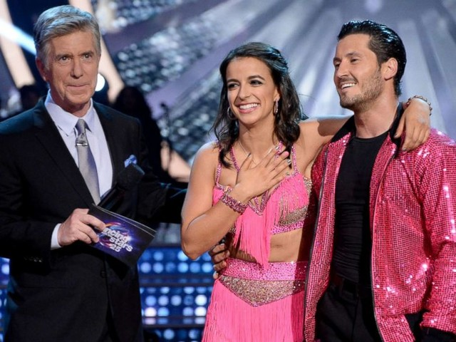'Dancing' star on her journey back from paralysis