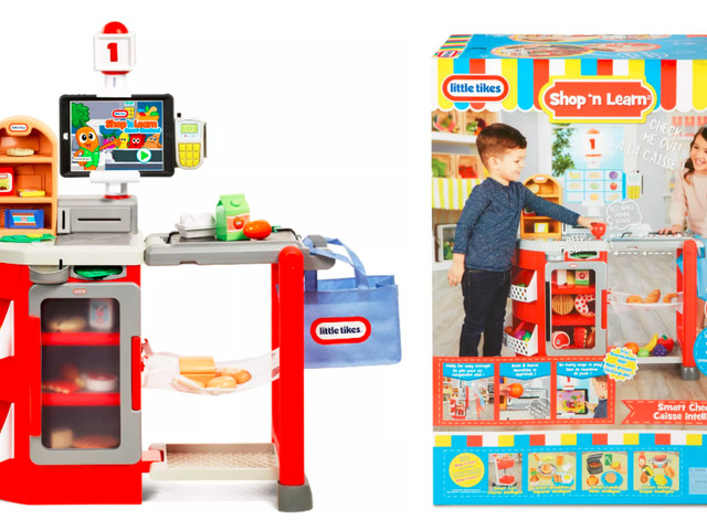 Today Online Only! $25 off $100 Toys at Target – Little Tikes Shop 'n Learn Smart Checkout only $79.99 Shipped (reg. $174.99)