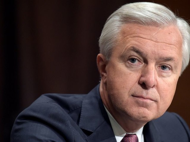Former Wells Fargo CEO fined $17.5M for sales scandal