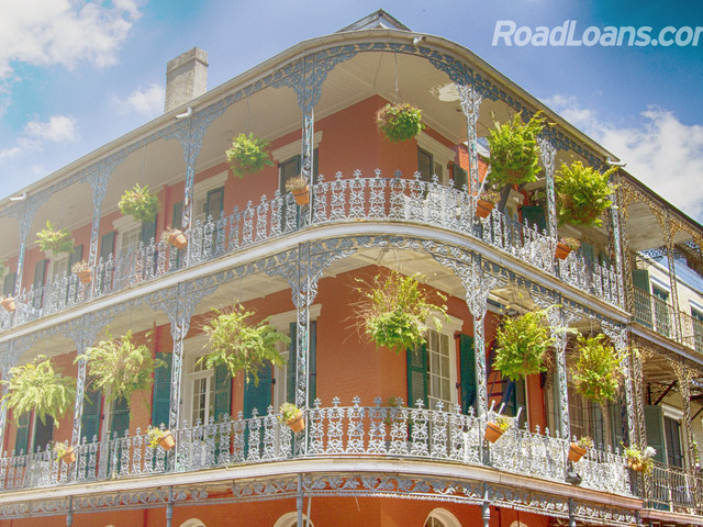 A summer road trip to The Big Easy