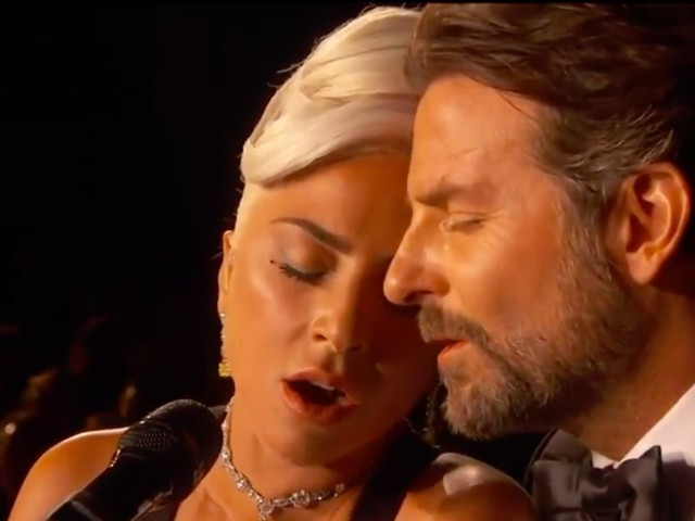 """Lady Gaga and Bradley Cooper's Oscars Performance of """"Shallow"""" Is Nothing Short of Dazzling"""
