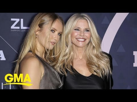 Christie Brinkley is out of 'DWTS,' but daughter steps in to 'save the day'