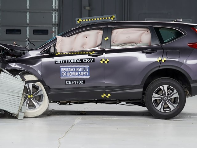 For IIHS Safety Awards, Not All Cars Are Equal