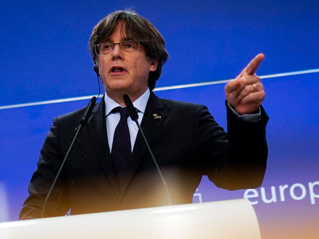 Catalan Separatist Leader, Carles Puigdemont, Arrested in Italy