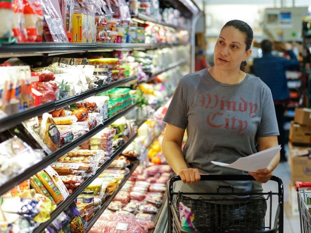 You don't have to feel bad about grocery shopping online during the coronavirus outbreak