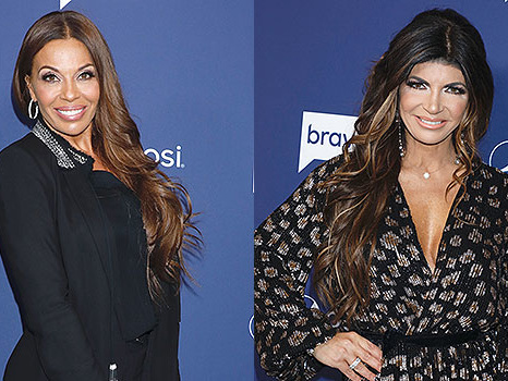 'RHONJ's Dolores Catania On Whether She'll Set Up BFF Teresa Giudice On Dates Following Her Split