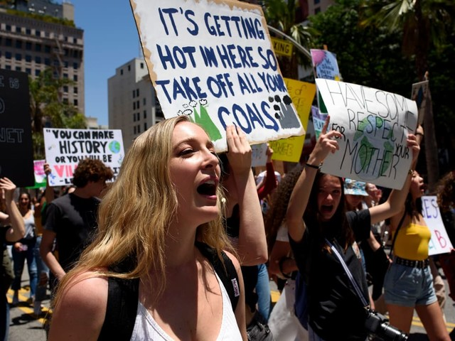 Global Climate Strike: everything you need to know
