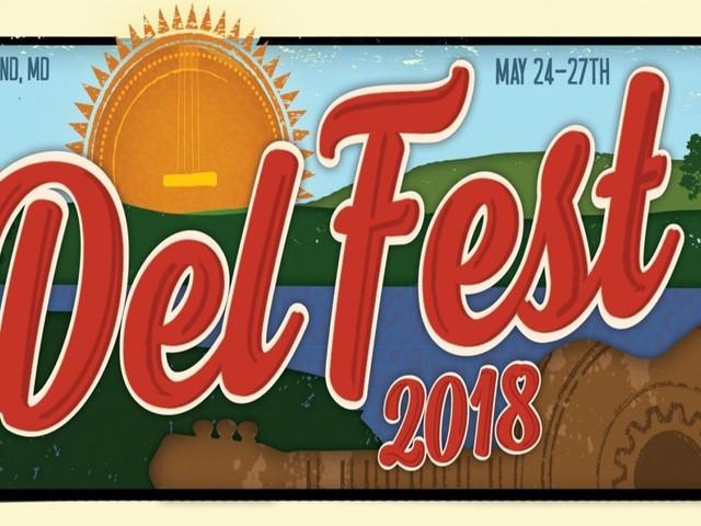 DelFest Announces Initial 2018 Lineup