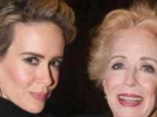 Sarah Paulson Was Told to Keep Holland Taylor a Secret
