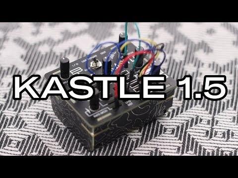Bastl Kastl Version 1.5 Announced