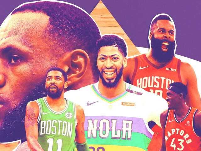 The Five Most Interesting Players of the 2018-19 NBA Season