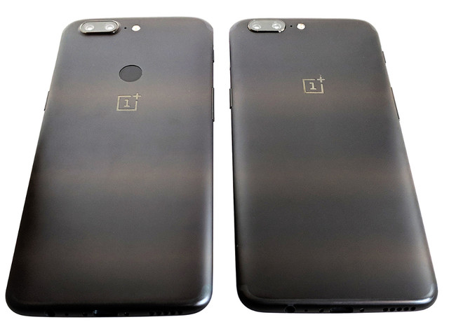 OnePlus 4th anniversary promos doesn't include red OnePlus 5T