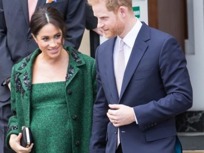 Astrologer Analyzes LiliBet Diana's Birth Chart And Name To See What The Future Holds For Megan & Harry's Baby