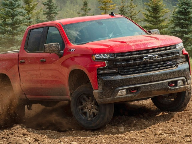 Chevrolet Reportedly Developing A Hardcore Silverado To Tackle The Ford F-150 Raptor