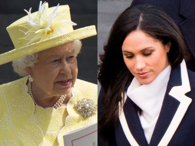 Queen Elizabeth Ignoring Meghan Markle's Attempts To Schedule A Visit?