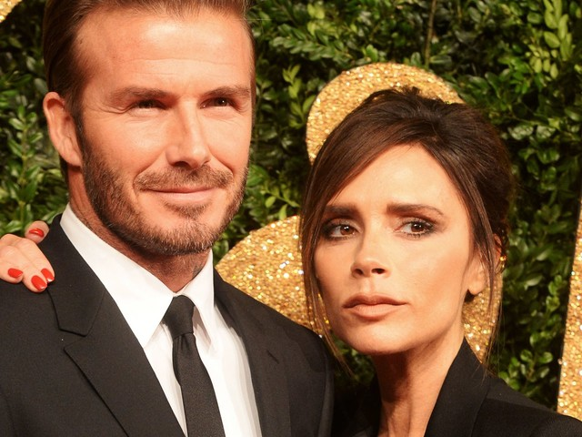 The Beckhams Adorably Celebrated Daughter Harper's Birthday