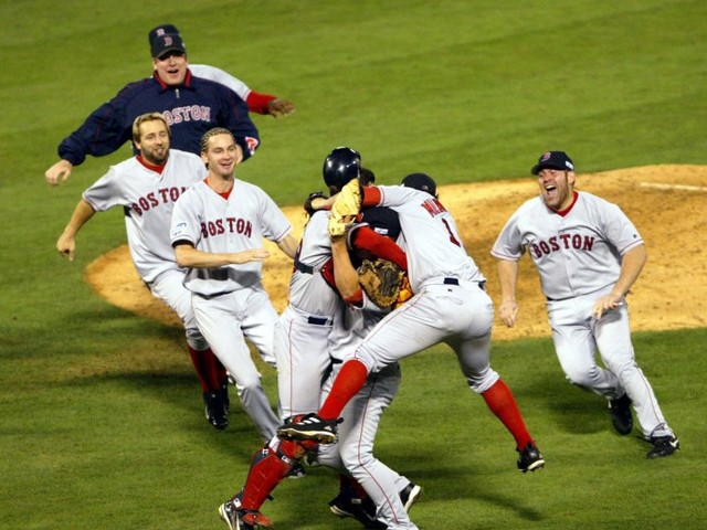 On This Day, Oct. 27: Boston Red Sox win first World Series in 86 years