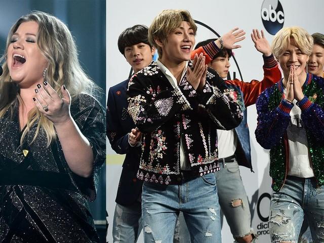 New Year's Rockin' Eve performers list: Kelly Clarkson, K-Pop sensation BTS