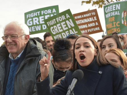 Bernie, AOC Introduce $180 Billion Legislation to 'Decarbonize' 1.2 Million Public Housing Units
