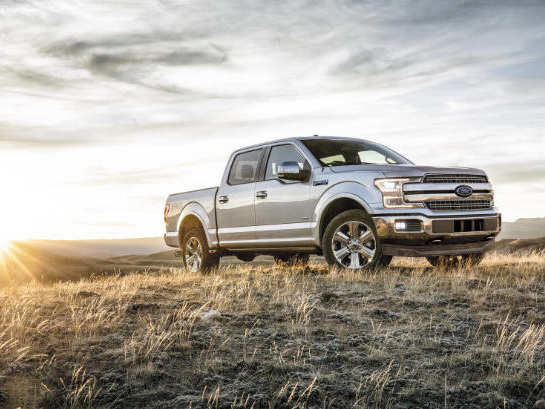 Ford F-150 Hybrid Due In 2020