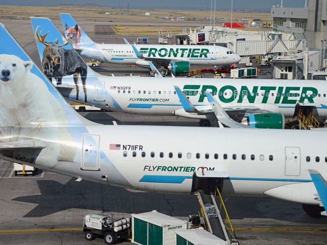 Buy a One-Way Holiday Flight on Frontier For as Low as $19 Today