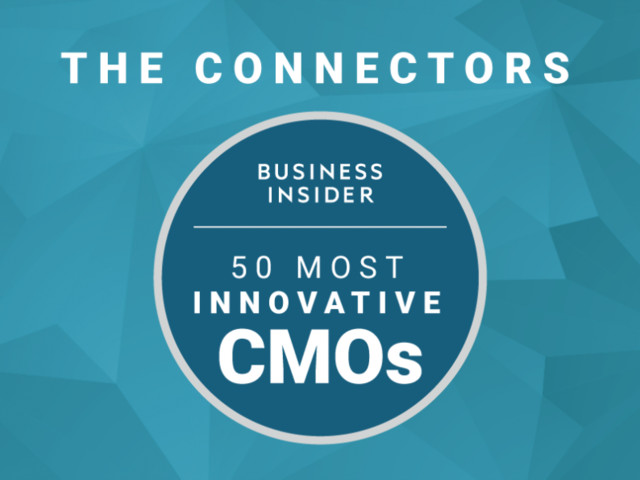 The 50 most innovative CMOs in the world 2017 – The Connectors