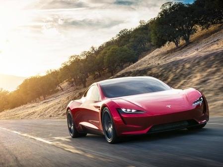 Tesla Reveals Semi Truck And New Sports Car Usatoday