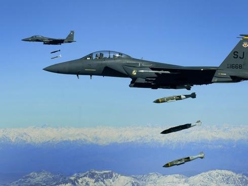 US Airstrike Wipes Out Allied Afghan Base In 'Friendly Fire' Incident