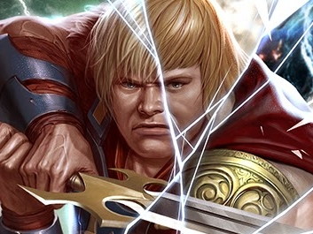 DC and Mattel Announce HE-MAN AND THE MASTERS OF THE MULTIVERSE