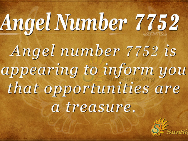 Angel Number 7752 Meaning: Taking Chances