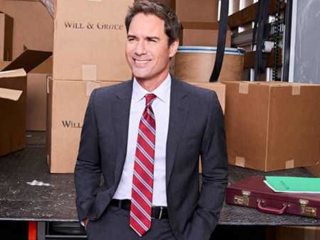 Will & Grace's Eric McCormack Is Hopeful That the NBC Revival Will Finally Break Its Golden Globes Losing Streak