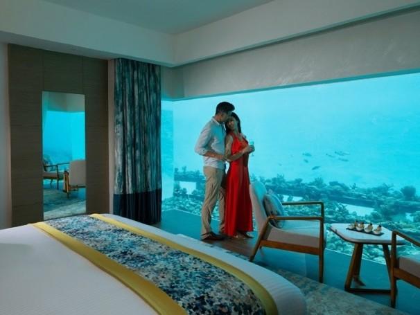 News: New aqua villas from Pullman Maldives Maamutaa Resort