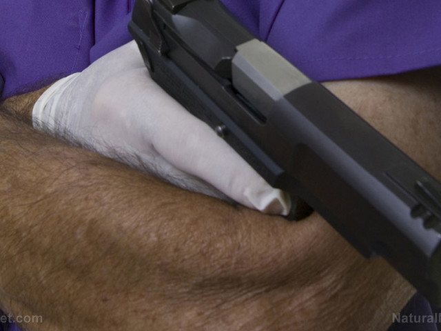 The medical profession has been hijacked by the anti-gun movement, attempting to turn doctors into gun control police