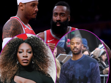 D. Wade Defends Melo Amid Rumors Rockets Are Canceling Him + Michael B. Jordan Gets Cold AF For GQ & GMA + Serena Williams Stirs Up GQ Woman Of The Year Controversy