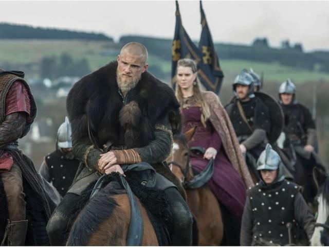 Say Goodbye to Your Favorite Broody Warriors - Vikings Is Ending After Season 6