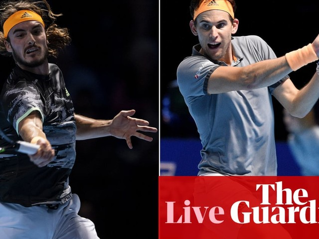 Stefanos Tsitsipas v Dominic Thiem: ATP Finals final – live!