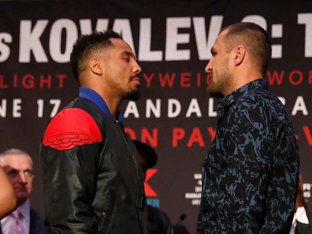 Salaries: Andre Ward to get $6.5 million, but no show money for Sergey Kovalev