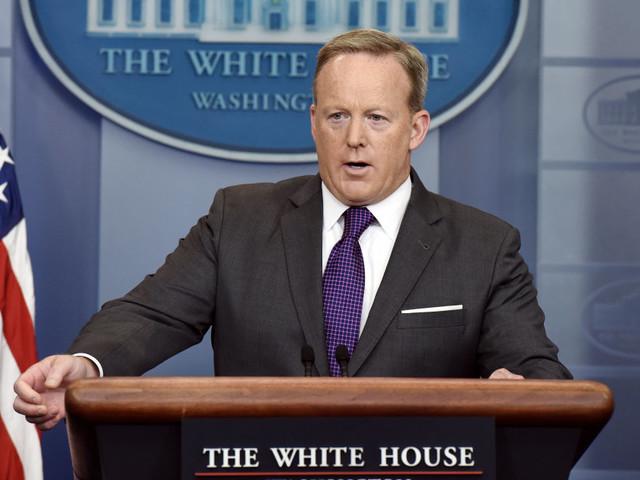 Sean Spicer, Press Secretary For U.S. President Donald Trump, Resigns